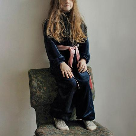 KIDS Tambere Child Uris Jumpsuit - Navy Blue
