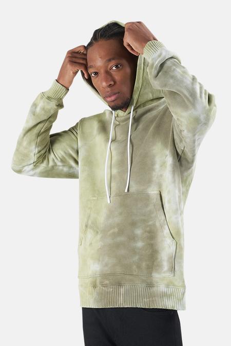 Cotton Citizen Bronx Hoodie Sweater - Basil Haze