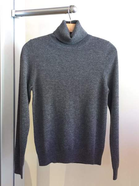 Repeat Cashmere sweater - med grey