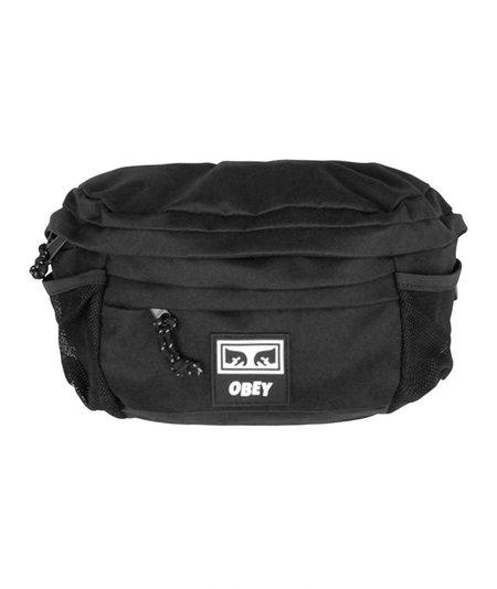 Obey Conditions Waist Bag III - Black