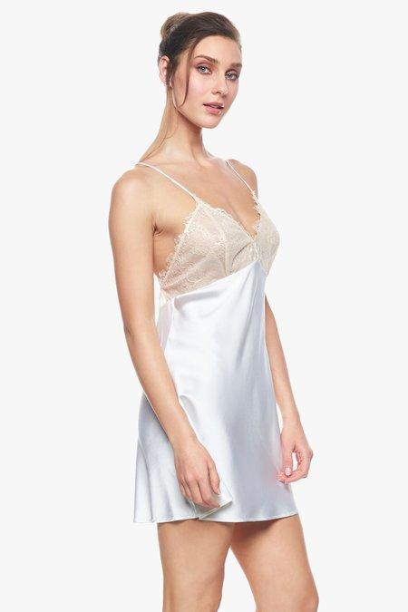 nk imode Cordelia Bridal Chemise - Pearl White