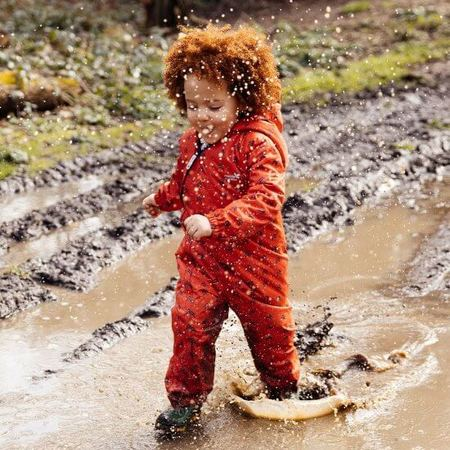 kids Muddy Puddles 3 in 1 Snow Scampsuit