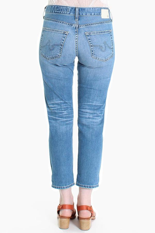 AG Jeans Ex Boyfriend Slim in 13 years abyss