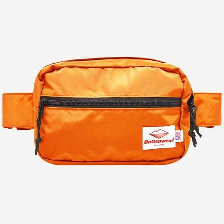 Battenwear Waist Pack - Orange