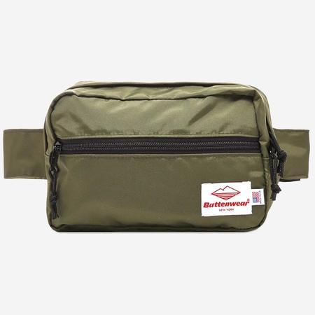 Battenwear Waist Pack - Ranger Olive