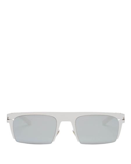 Mykita New Glasses - silver