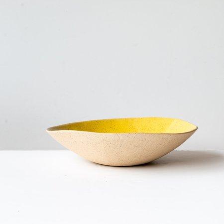 Lola Cera Freckled Fruit Bowl