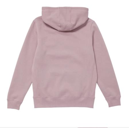 Unisex 123 Ciao Hoody Sweatshirt - Lilac/Teal