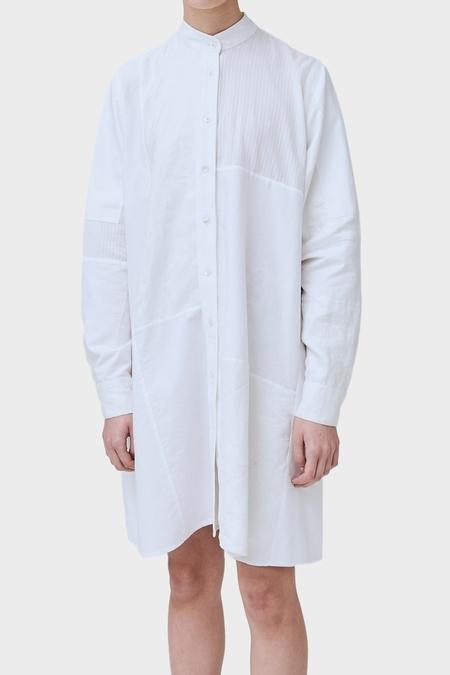Soulland Elisa Over & Out Dress - White
