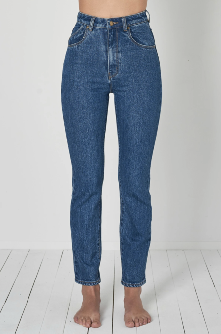 Rollas dusters jeans - sadie blue
