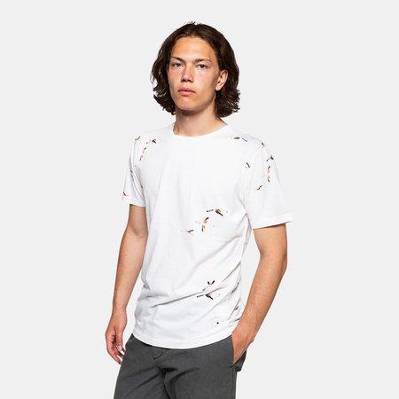 RVLT reimer t-shirt - white
