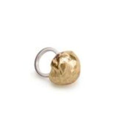 Rebekah J. Designs Lava Rock Ring