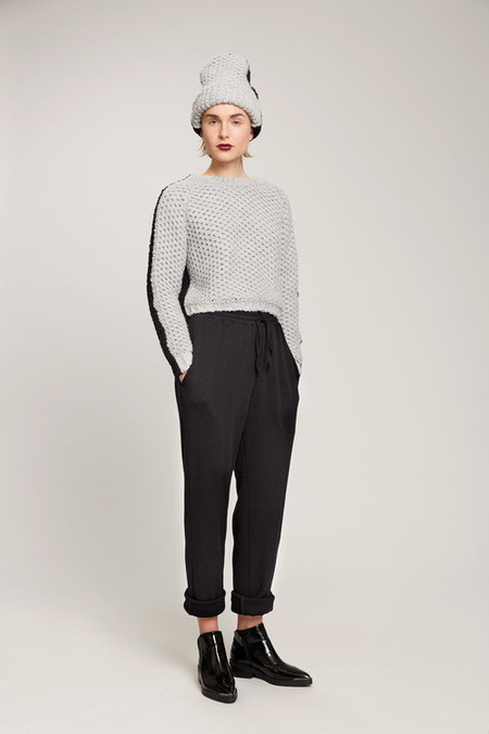 R/H Studio Gaga Knit Sweater