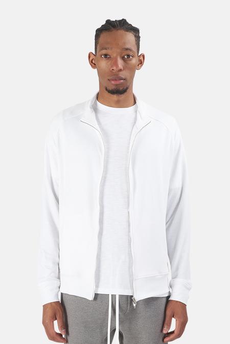 Wheelers.V Garros Full Zip Outerwear - Summer White