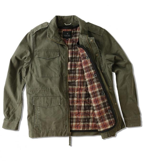 Men's Roark Revival M-74 Field Jacket by Jamie Thomas