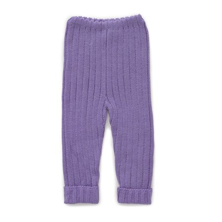 Kids Oeuf Everyday Pants - Lilac