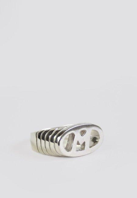27mollys I Feel Me Ring - silver