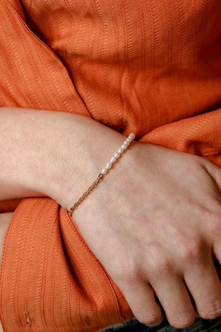 Wolf Circus Effy Bracelet - Gold