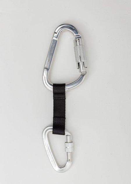Heliot Emil Carbine Key Chain - Black