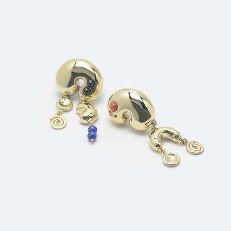 Leigh Miller Doodad Dangles earrings