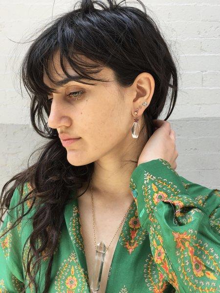 McKenzie Liautaud Rock Crystal Earring