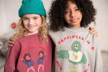 Kids Fresh Dinosaurs Sr. Lobo Dance Sweatshirt