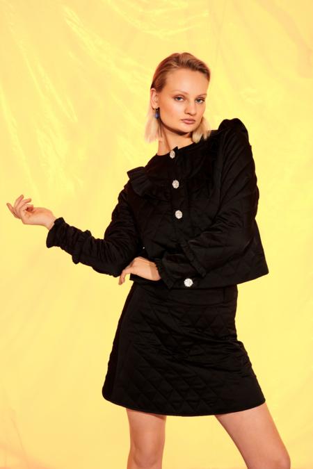 Cras Sally Jacket - Black
