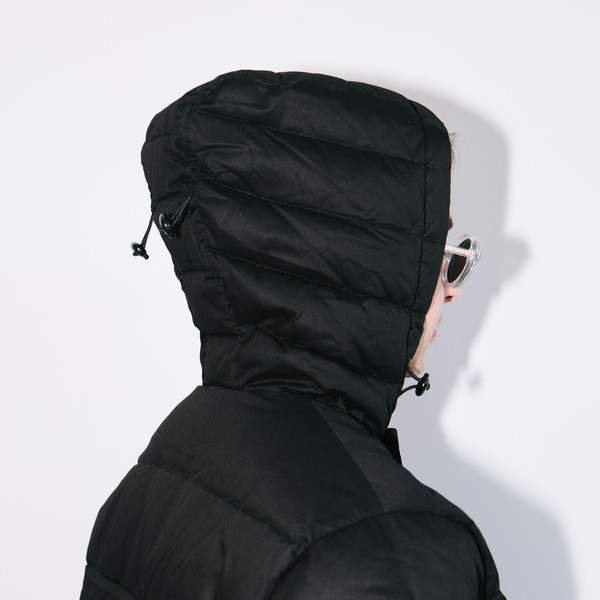 Men's Han Kjobenhavn Bulky Jacket Hoodie