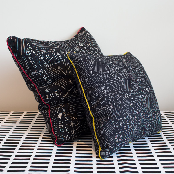 "Electra Eggleston CAIRO LIMESTONE 22"" PILLOW"