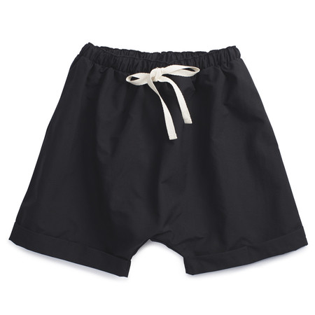 Kids Little Creative Factory Baggy Swim Trunk Black