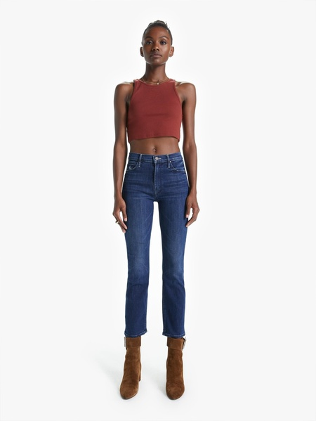 Dazzler Hover High Rise Straight Leg Jean - Invitation Only