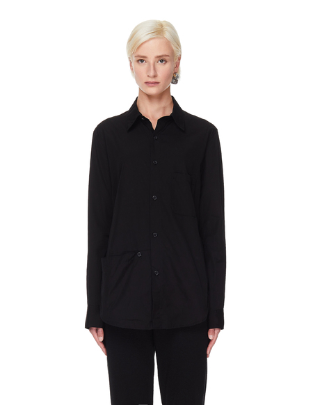Y's Shirt With Pockets - Black