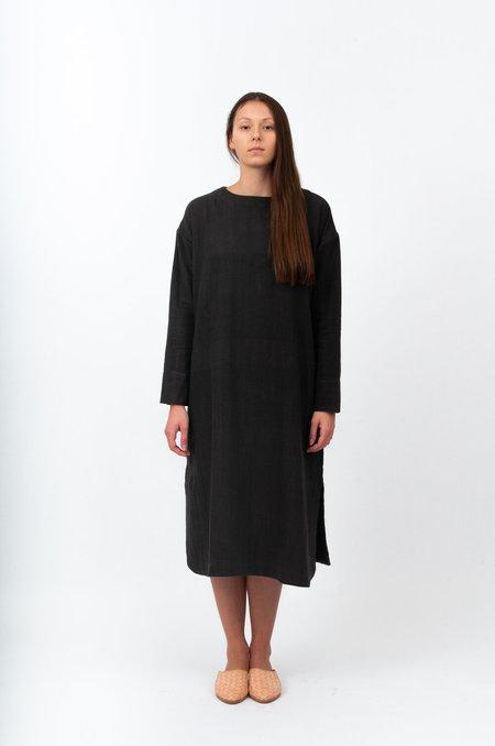 Bunon Sack Dress - Grey