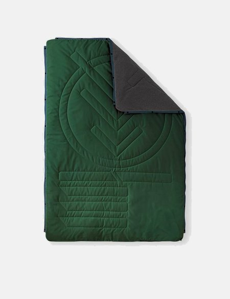 Voited Blankets Voited Fleece Pillow Blanket - Eden Green