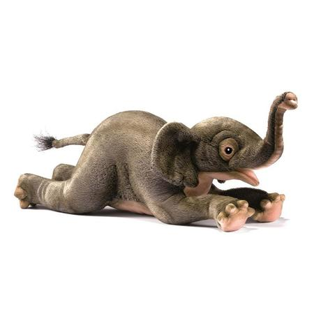 Kids Hansa Toys Hansa Elephant Calf Playing