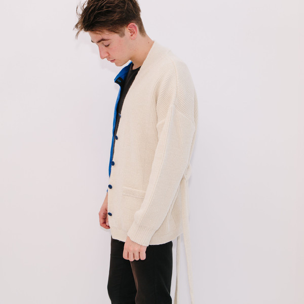 Indecisive Wool Cardigan
