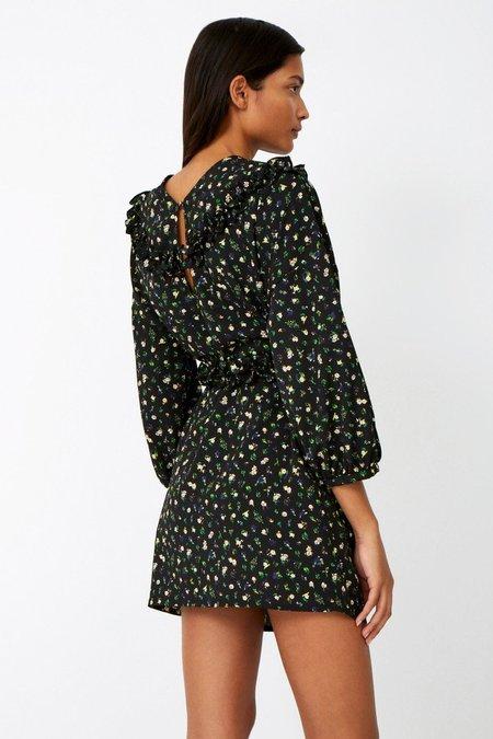 Roseanna Dylan Wave Dress - Noir Floral