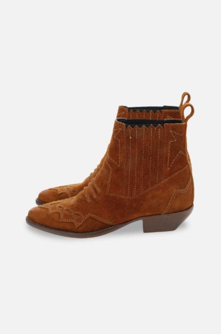 Roseanna Tucson Boot - Whiskey