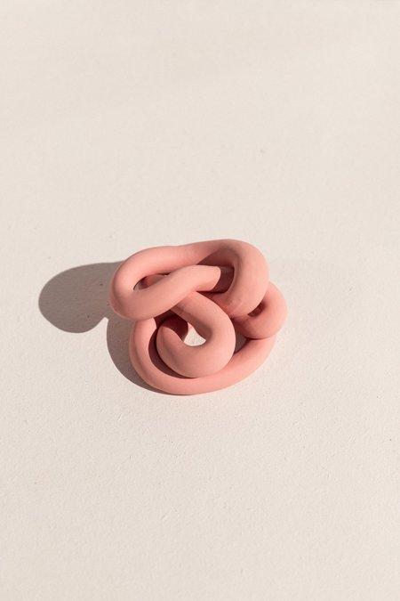 Arowm Jumbo Knot - pink