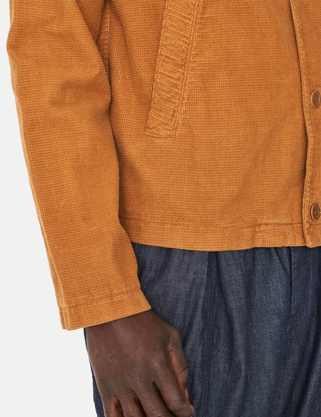 YMC Groundhog Jacket - Dark Brown