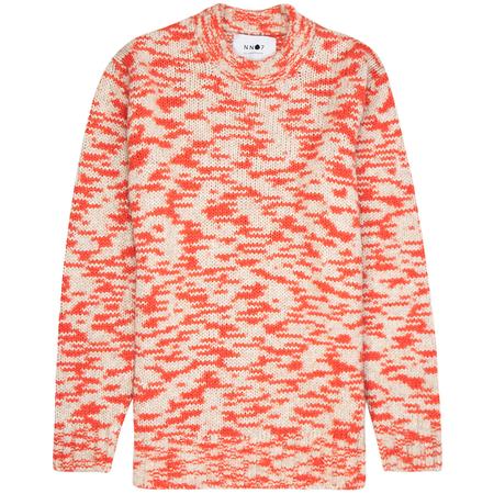 NN07 Eagan Sweater - Creme