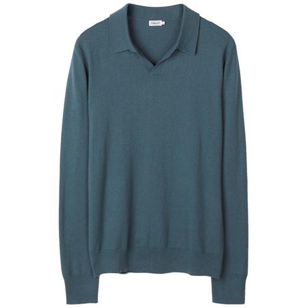 Filippa K Lars Sweater - Blue