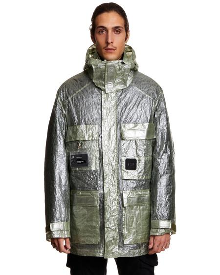 C.P. Company Metropolis Jacket - Black/Grey