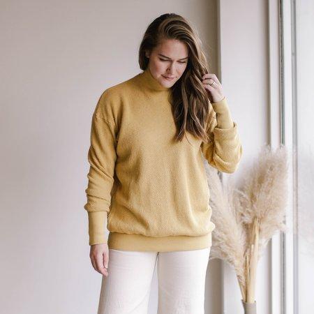 SELVA / NEGRA Bente Sweater - Sol