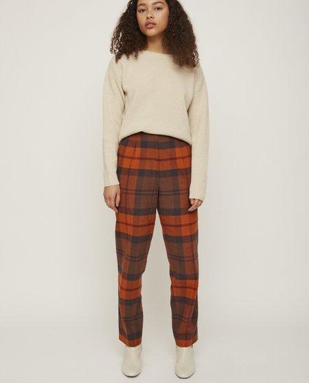 Rita Row Pants - Check