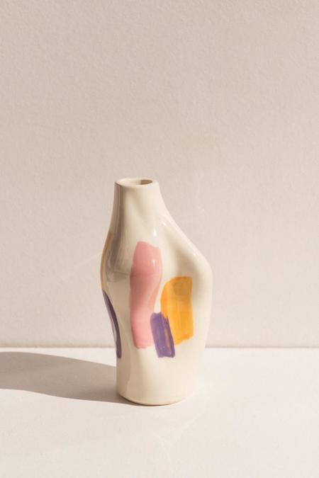 Abs Objects Shiny Torso vase - Fruity