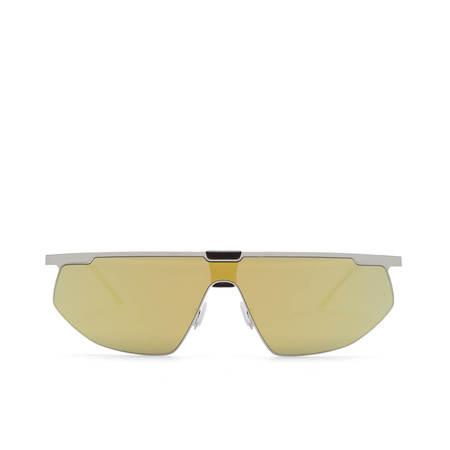 MYKITA Paris sunglasses - Silver/Yellow