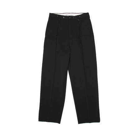 AMBUSH High waist trousers - black