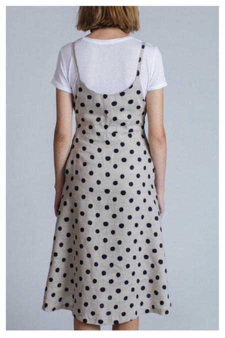 Alice Wonderland Ava Dress - Polka Dot