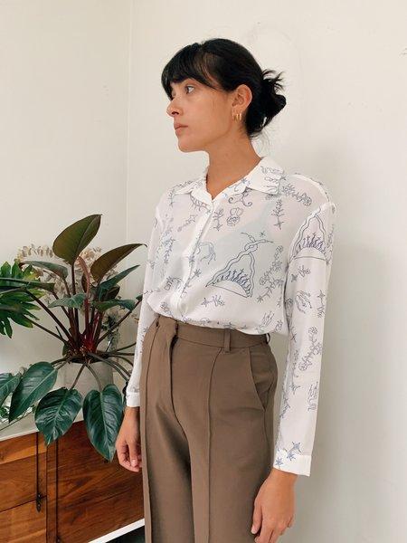 Paloma Wool Bunjin Top - Off White